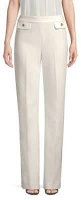 St. John Bella High-Waist Pants