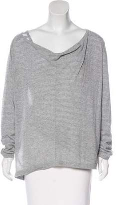 MICHAEL Michael Kors Long Sleeve Knit Top