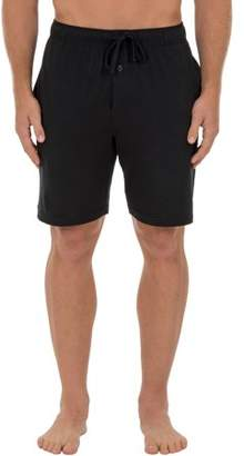 Fruit of the Loom Big Men's Solid Jersey Knit Sleep Short