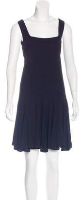 6267 Sleeveless Mini Dress