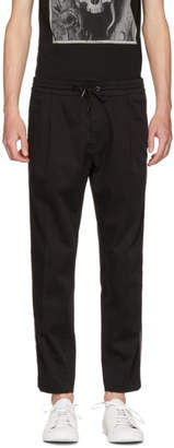 BOSS Black Keen Contrast Stripe Trousers