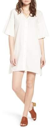 Madewell Bell Sleeve Shift Dress