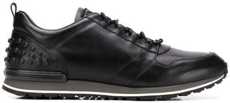 Tod's studded flat sneakers
