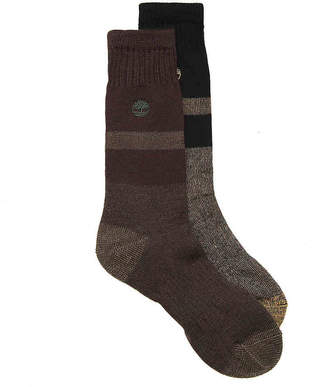 Timberland Boot Socks - 2 Pack - Men's
