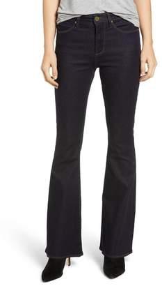 Articles of Society Bridgette High Waist Flare Jeans (Foley Dark Wash)