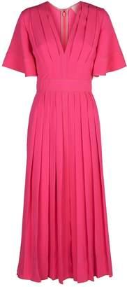 Roksanda Zandra V-Neck Pleated Dress