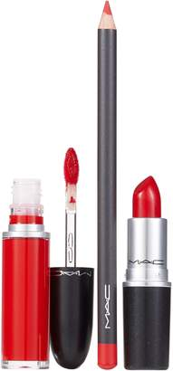 Nordstrom x MAC Cosmetics MAC Red Lip Kit