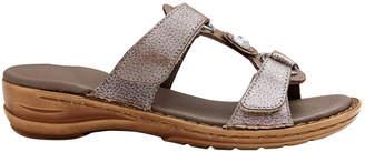 ara Hawaii Metallic Bronze Sandal