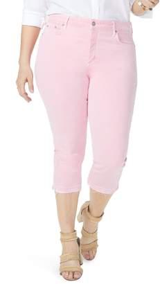 NYDJ Release Hem Skinny Jeans