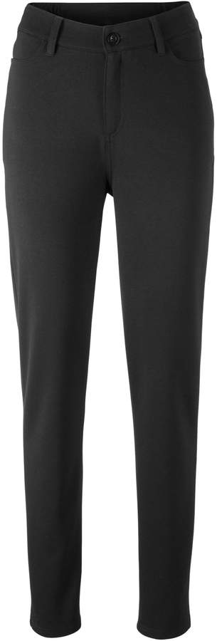 bpc bonprix collection Schmale Punto-di-Roma-Hose