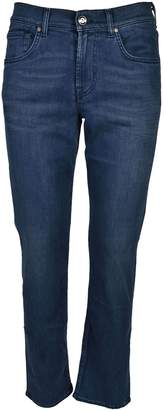 7 For All Mankind Slimmy Sand Jeans
