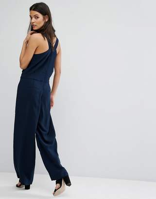 Selected Cross Back Jumpsuit
