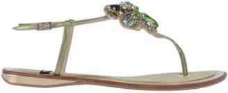 Baldan Toe strap sandals - Item 11726020OV