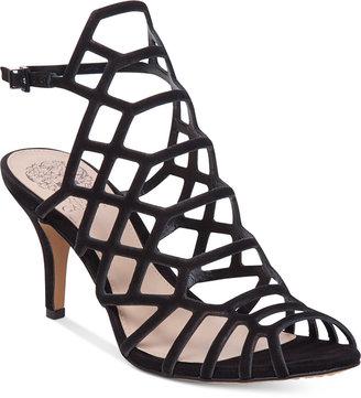 Vince Camuto Paxton Dress Sandals $98 thestylecure.com