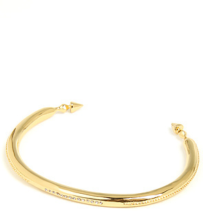 House Of Harlow The Finespun Cuff In Gold