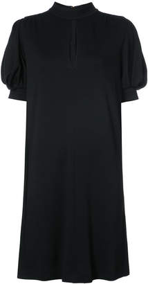 Chloé puff sleeve dress