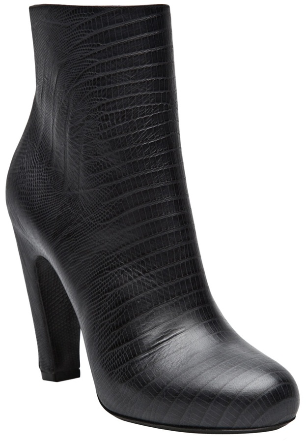 Maison Martin Margiela Textured booties