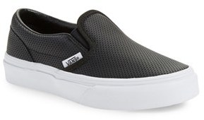 Toddler Vans 'Classic' Slip-On Sneaker $39.95 thestylecure.com