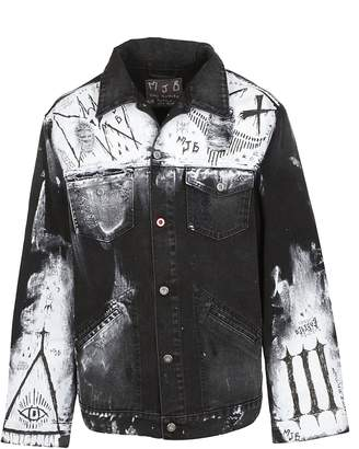Burton Marc Jacques Paint Splatter Jacket