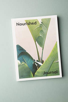 Anthropologie Nourished Journal