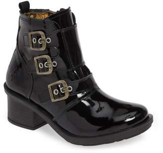 Fly London Crip Buckle Boot