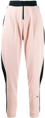 Puma tapered track trousers