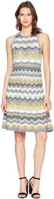 M Missoni Wave Crochet Dress Women's Dress
