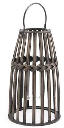 ZUO Modern Gray Tiritas Large Lantern