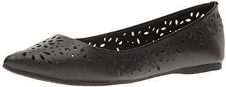 Steve Madden Women's Edyna Pointed Toe Flat