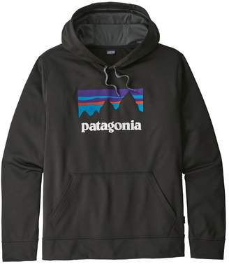 Patagonia Men's Shop Sticker PolyCycle® Hoody