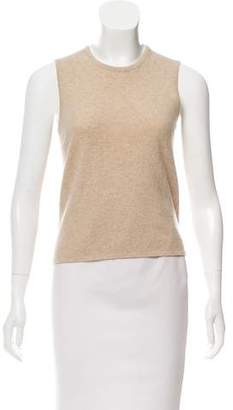Hermes Cashmere Sleeveless Top