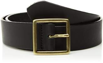 Circa Women's Handcrafted Italian Smooth Leather Belt