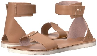 Reef - Voyage Hi Women's Sandals $80 thestylecure.com