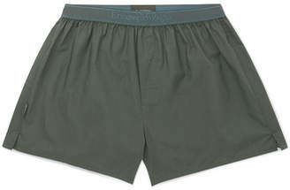 Ermenegildo Zegna Cotton Boxer Shorts