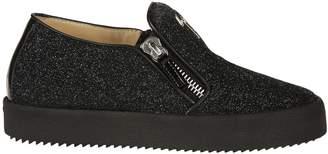 Giuseppe Zanotti Eve Glitter Sneakers