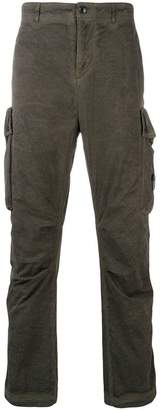 C.P. Company military-style trousers