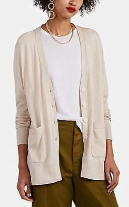Alex Mill Women s Cotton-Blend V-Neck Cardigan - Neutral 684bf065c