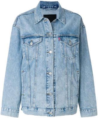 Levi's oversized denim jacket