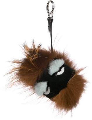 Fendi Punchy Bag Bug Charm