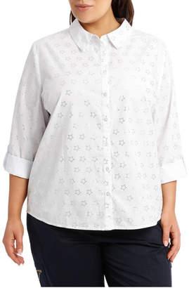 Must Have Cotton Shirt - Foil Star