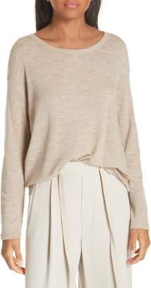 Vince Relaxed Wool Knit Top
