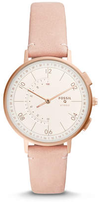 Fossil Hybrid Smartwatch - Harper Blush Leather