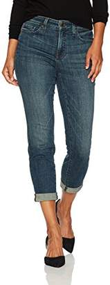 NYDJ Women's Petite Size Boyfriend Jeans