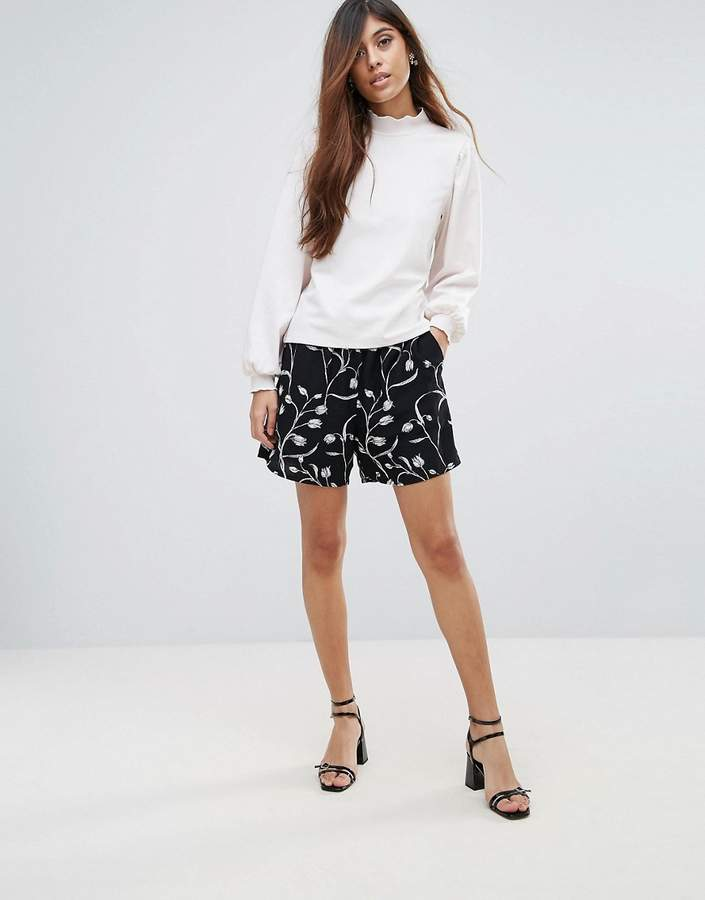 Buy – Gemusterte Shorts!