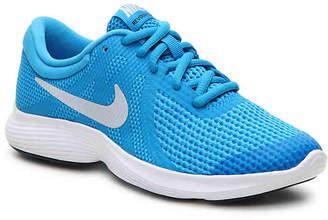 Nike Revolution 4 Youth Running Shoe - Boy's