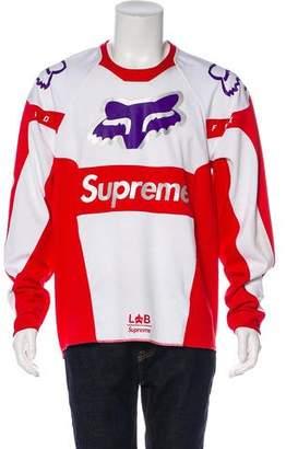 Fox Racing Supreme 2018 Moto Jersey T-Shirt