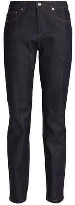 A.P.C. Mid-rise Straight-leg Jeans