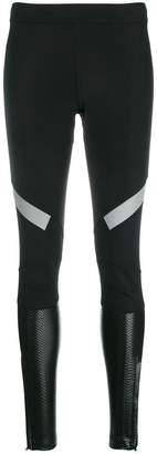 adidas by Stella McCartney contrast slim leggingstretc