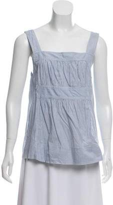 Marc by Marc Jacobs Sleeveless Striped Top