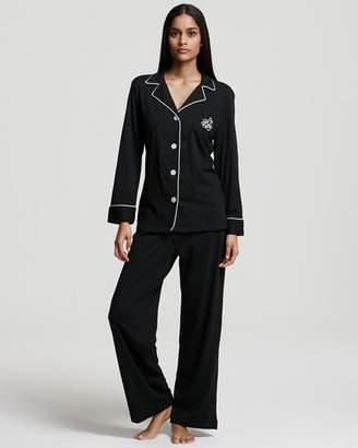 Ralph Lauren Hammond Knits Classic Pajama Set